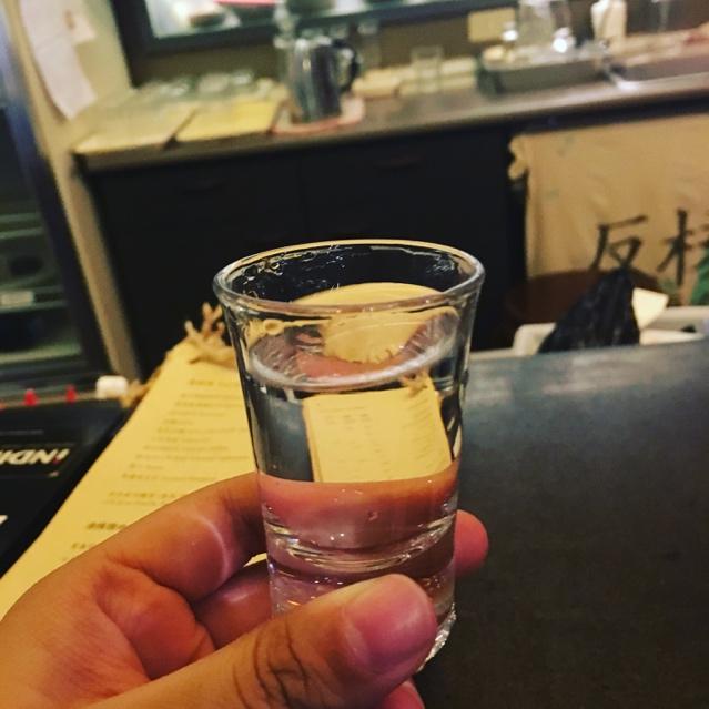 在音樂和酒面前,沒什麼過不去的;如果有,就再來一個shot!