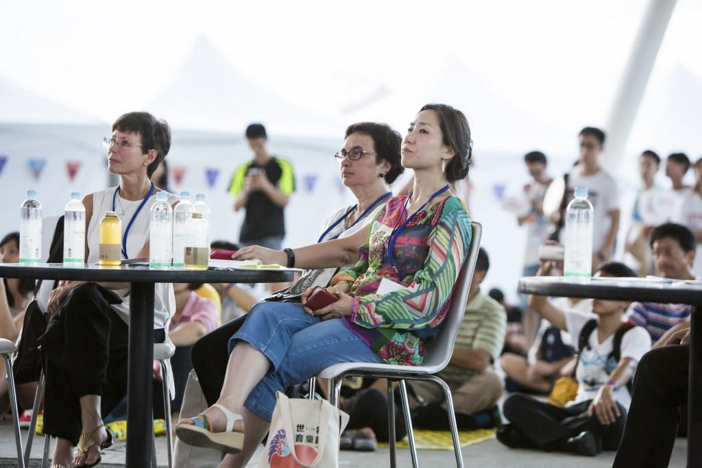 世界音樂節在臺灣媒合會之國際策展人 圖片:風潮音樂提供