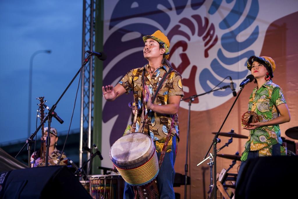世界音樂節在臺灣媒合會演出02 圖片:風潮音樂提供
