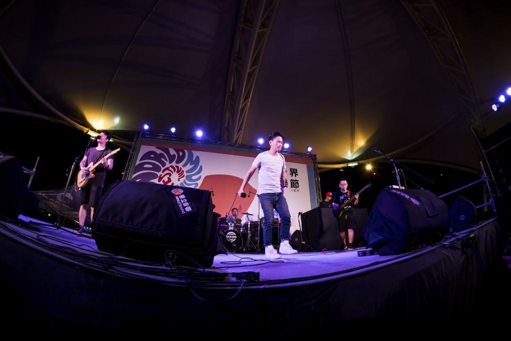 世界音樂節在臺灣媒合會演出04 圖片:風潮音樂提供