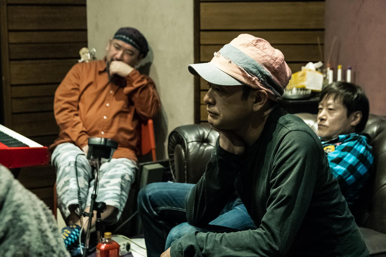 由大竹研、早川徹與福島紀明組成的東京中央線,甫發行了新專輯《One Line》。