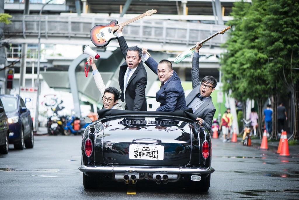 糯米糰、雀斑樂團於6月25日在Legacy 台中首次聯合出擊