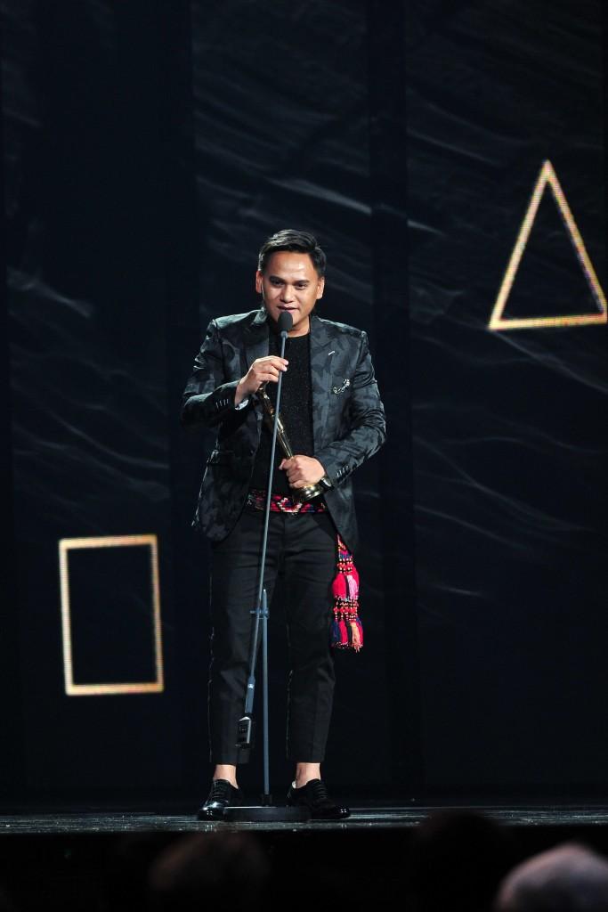 最佳原住民語歌手獎/桑布伊1
