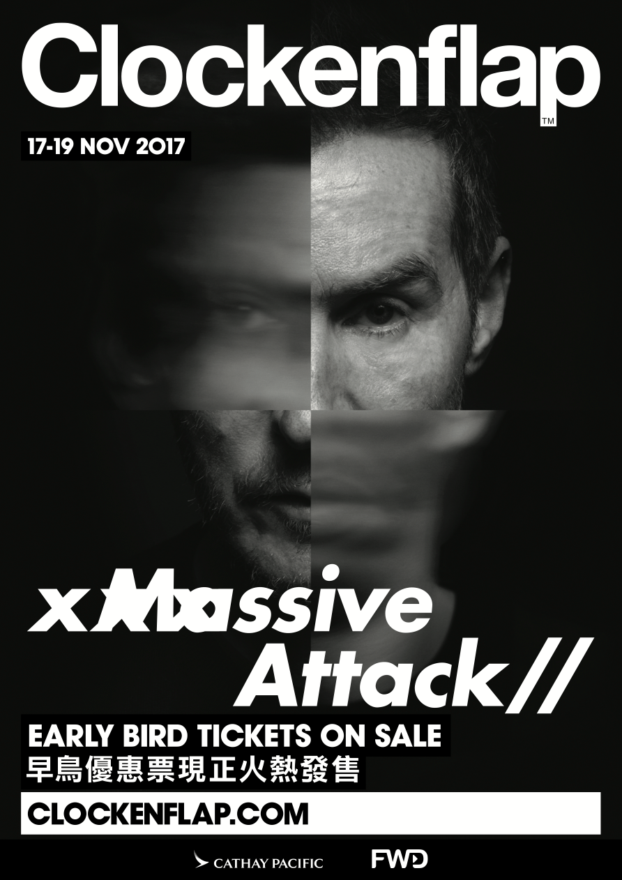 CLOCKENFLAP 2017 1ST ROUND LINEUP -MASSIVE ATTACK