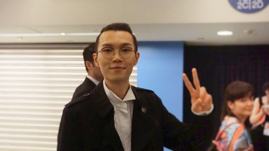 恭喜方大同《最佳國語男歌手獎》