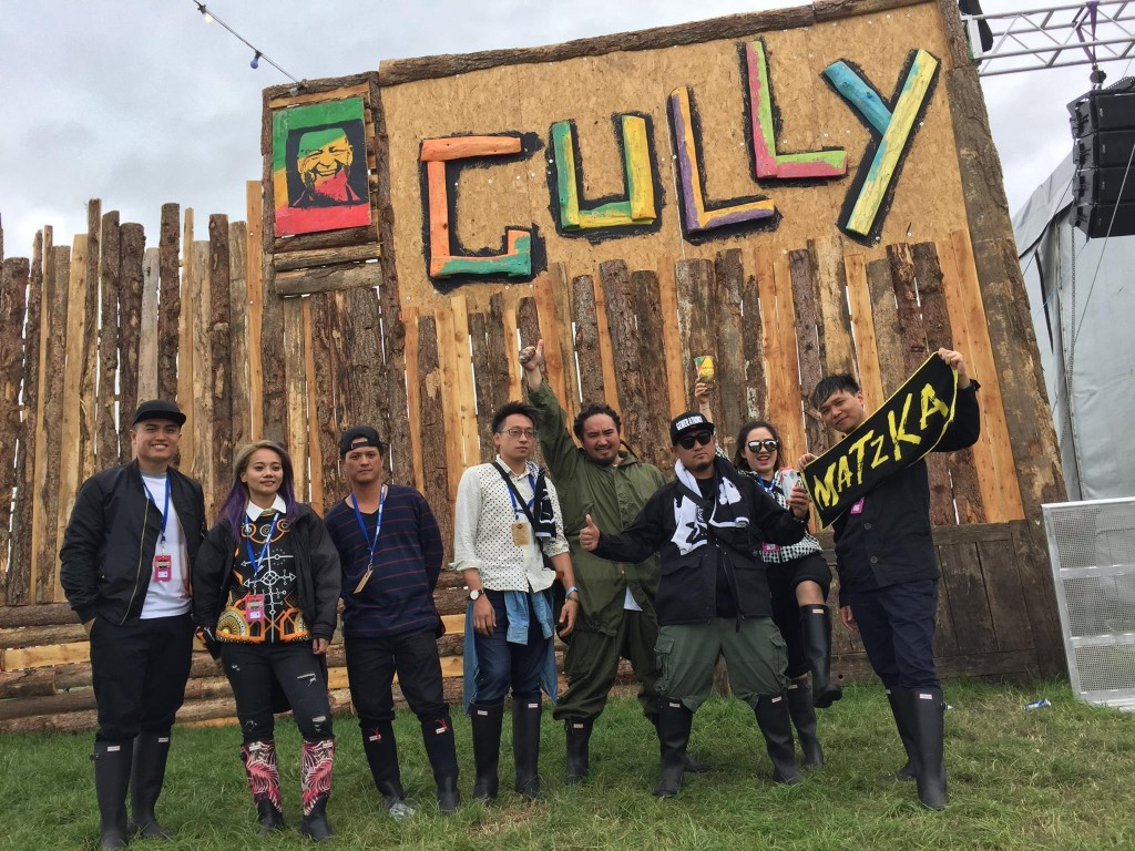 Matzka、阿爆、DJ Rayray分別在Glastonbury的the Blues、Gully、West Holts backstage bar及SPIKE各有兩場演出、橫跨三個舞台區域,為來自台灣的藝人創下邀約紀錄。