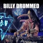 金屬通電哈扣不變 專訪暴走 DJ:Billy Drummed