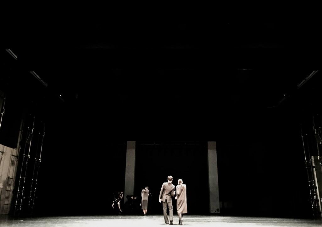 Photo credit:就在照片(劇場版權:國隆臺北藝術大學舞蹈學校;林祐如編舞,許家維作曲。攝影:林祐如)