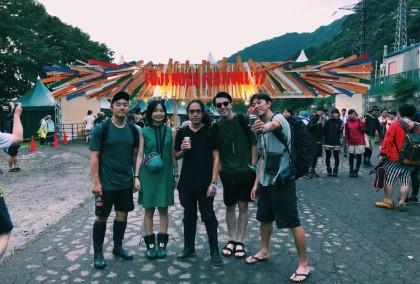 落差草原in Fuji(這張從他們粉專抓的)