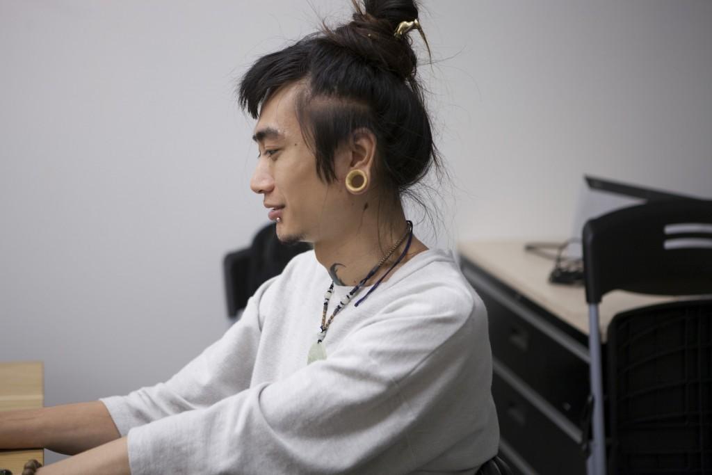 貝斯手伯賢,ROCKINK TATTOO SHOP 刺青師,成家立業,趁著還沒有小孩之前跟著大夥繼續衝一波。