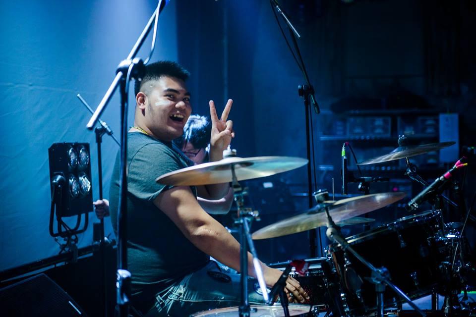 鼓手大威(照片來源:黎可辰粉專)