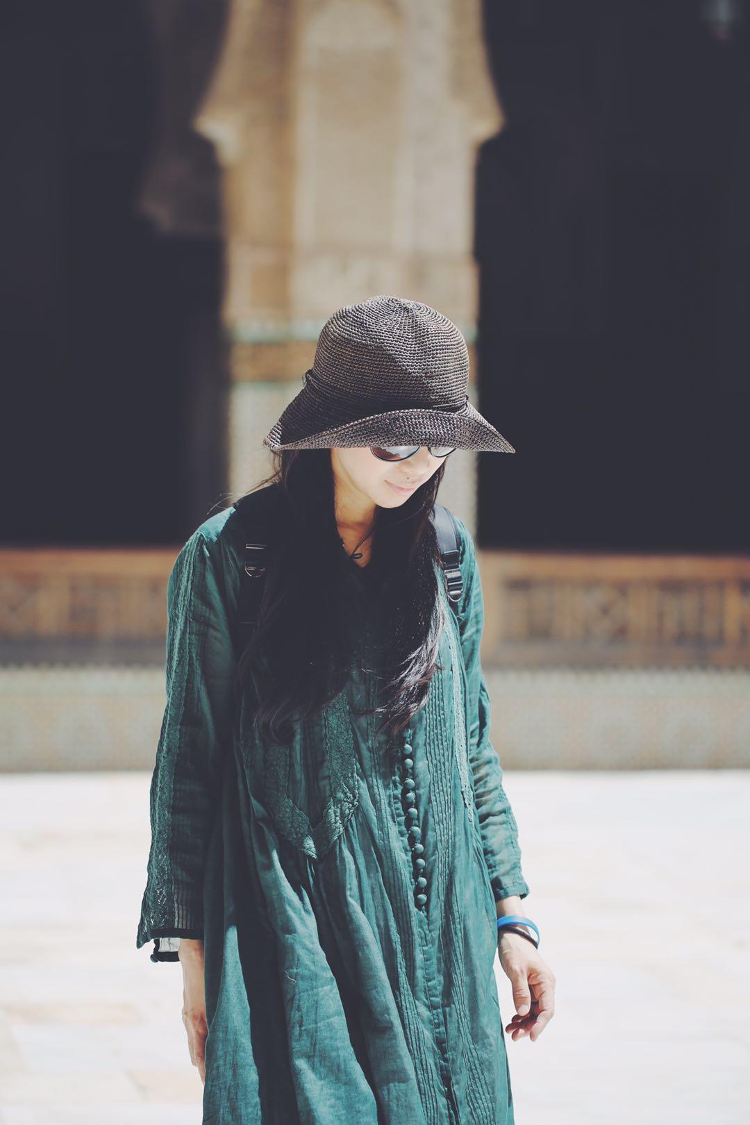 雖然在台北生活多年,但萬芳會突然發現街巷裏過去沒察覺到的美。