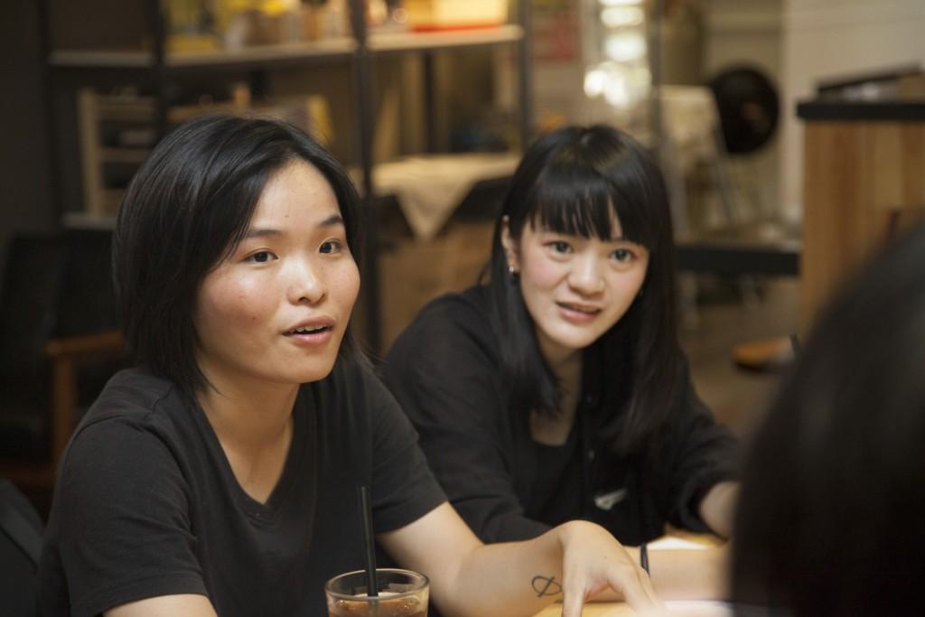 永純新竹、台北兩邊跑,一次顧 I Mean Us 與 Triple Deer,現在還計畫去唸書,要人命。