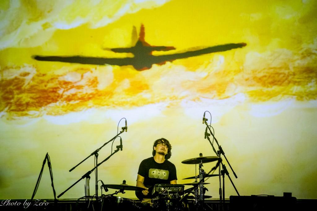 器樂搖滾、後搖滾經典指標「惘聞樂隊」即將來台(攝影:ZERO 宇軒)_03