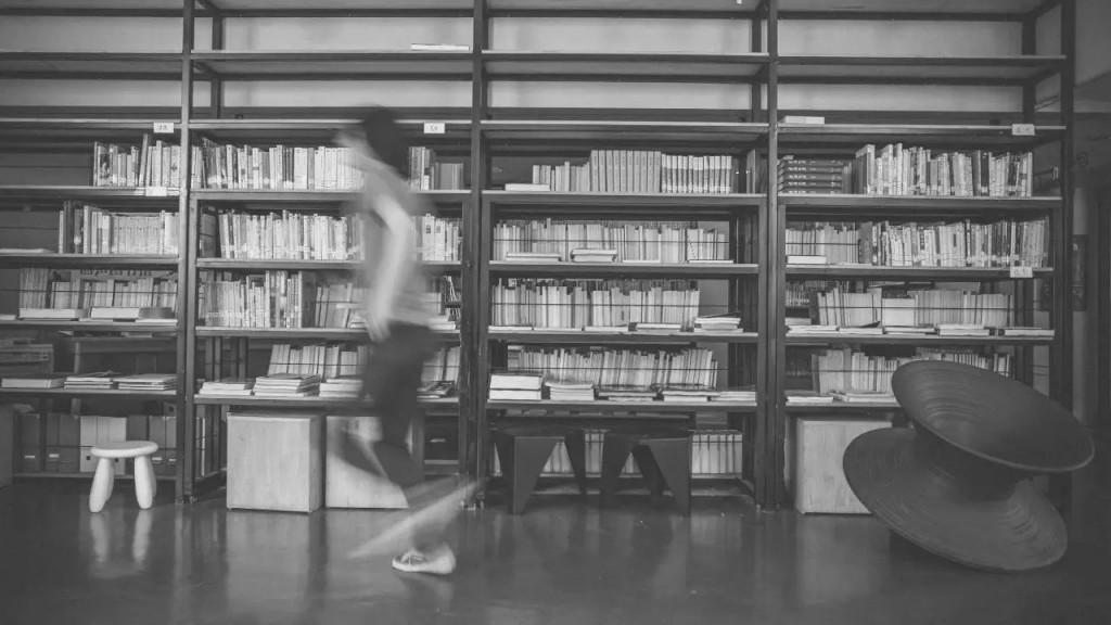 回聲圖書館(惘聞提供)