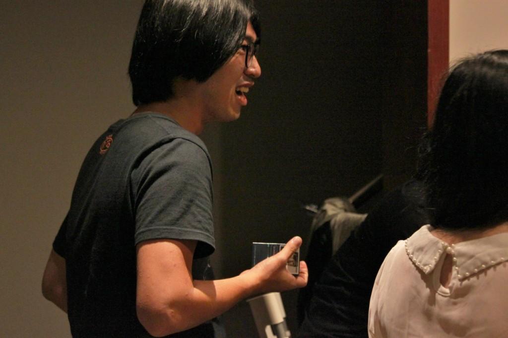 貝斯手俊彥,同時也是 Deca joins 的一員。