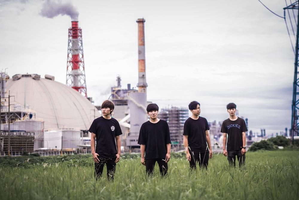 【圖說7】煙雨飄渺樂團宣傳照