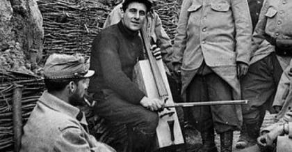 戰壕中的大提琴1