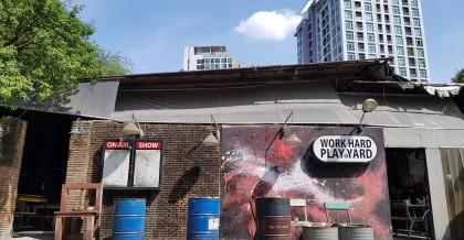 位於曼谷的 Play Yard by the Studio Bar 外觀