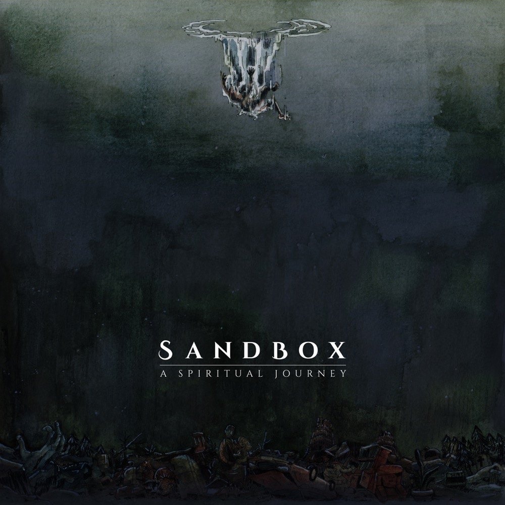 Sandbox新專輯《A Spiritual Journey》封面照