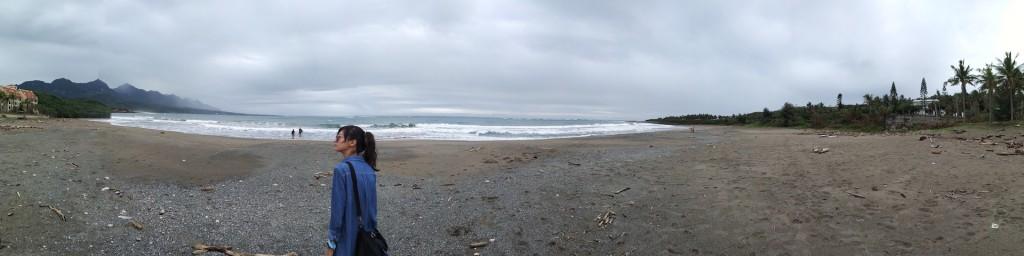 美麗灣海岸線