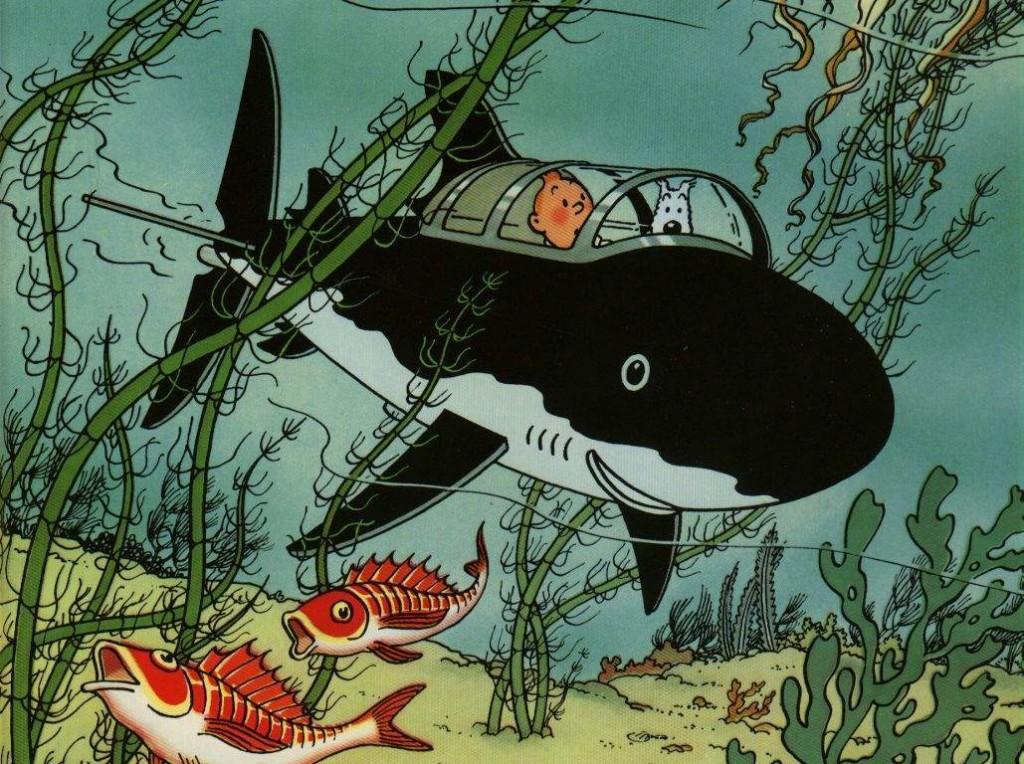 動畫版《丁丁歷險記》,是《驚奇農莊》導演伯納史康尼的成名作,推出後,立刻成為法國國寶級卡通。