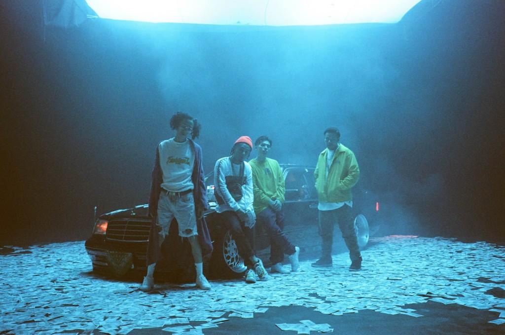 香港嘻哈鬼才團體BAKERIE