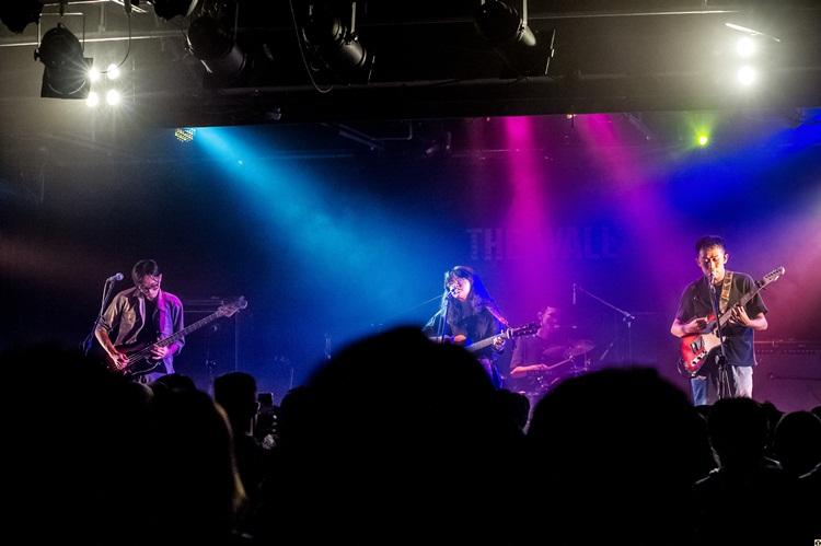 6/14 DSPS @ The Wall《時間的產物》專輯巡迴台北場。(照片提供:DSPS)