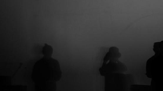 如果你不走進光明,就會被黑暗吞噬(莫西子詩攝於 2017 年)