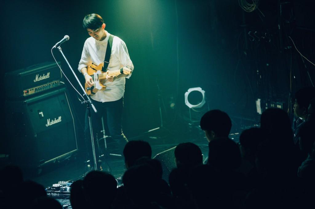 吉他手凱翔
