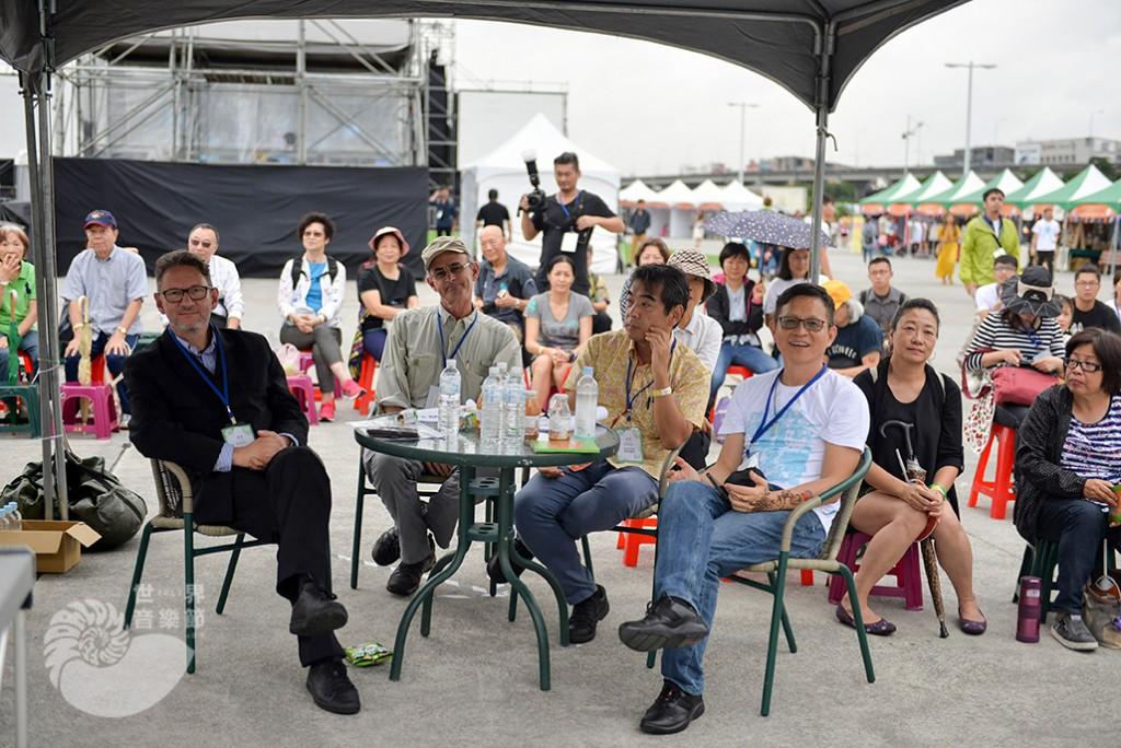世界音樂節在臺灣 媒合會徵選起跑_世界級策展人與會