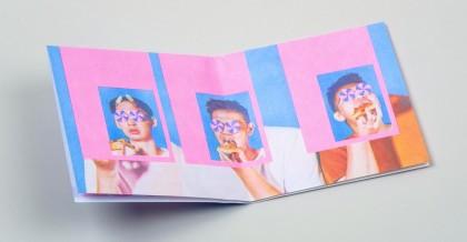 【圖2】椅子專輯內頁設計