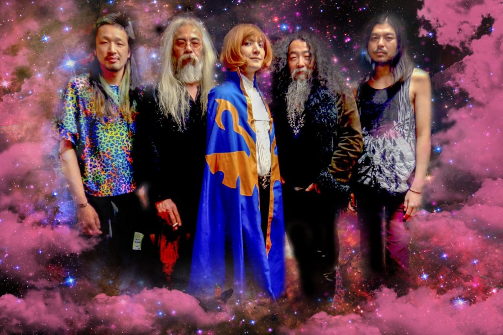 2018 LUCfest貴人散步音樂節 第三波樂團名單 Acid Mother Temple & the Melting Paraiso U.F.O.