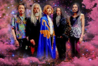 2018 LUCfest貴人散步音樂節 第三波樂團名單 Acid Mother Temple & the Melting Paraiso U.F.O.