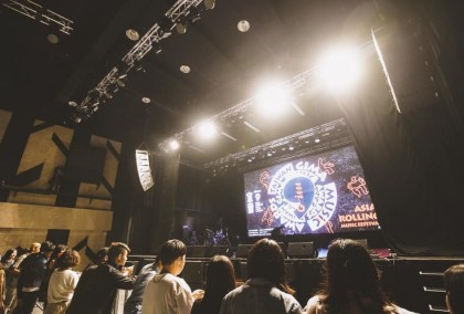 Asia Rolling Music Festival