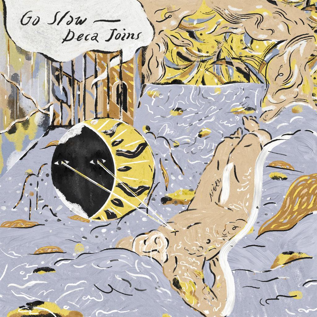 由日本廠牌 2670records 發行的日版《Go Slow》公佈 EP 封面與收錄曲目,但台版是否相同,還需待 Airhead Record. 官方消息。