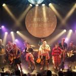 嵐馨樂團與舒米恩前進東京 聯手傳遞「台湾原住民の声」