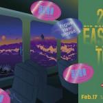 落日飛車、Yogee New Waves 人氣雙團聯合巡演 2/17 壓軸登板 Legacy Taipei