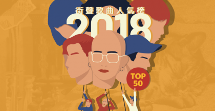 2018 StreetVoice 年度歌曲人氣榜_blow_750x390