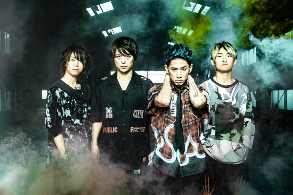 ONE OK ROCK 將任紅髮艾德亞洲巡迴嘉賓(照片提供:AEG)