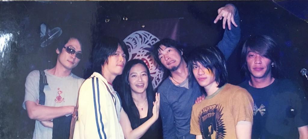 2005 年的董事長樂團(老諾提供)