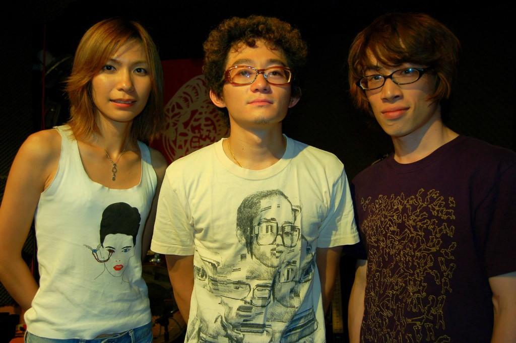 2006 年,Tizzy bac 在老諾二代(老諾提供)