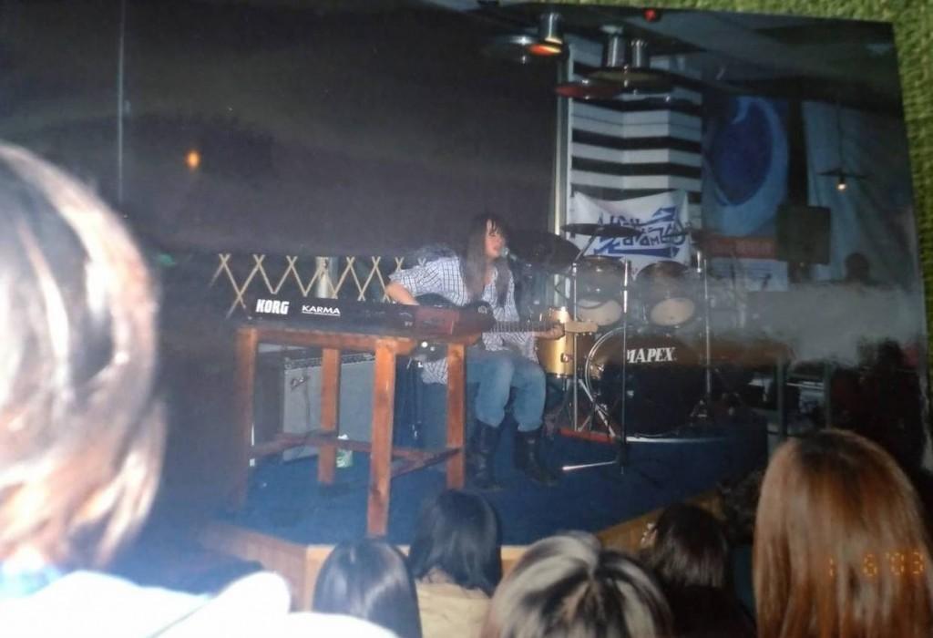Cat Power 曾在 2003 於老諾一代演出(老諾提供)