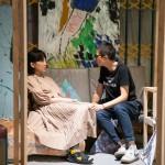 「我們一起開展好不好?」余靜萍偕好友策展《你的左手我的右手》為盧凱彤慶生