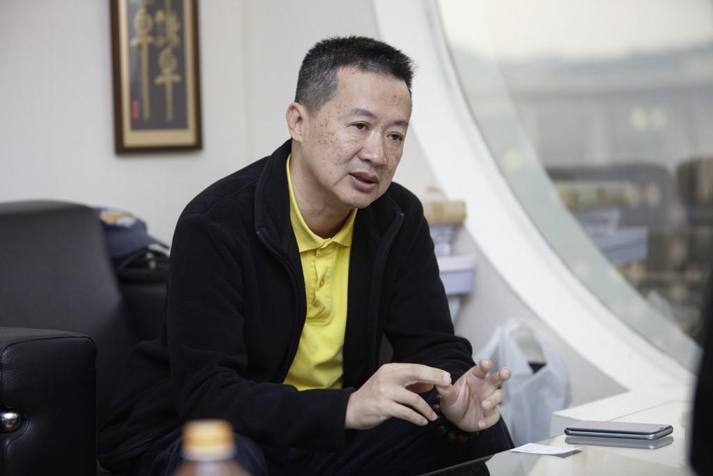「獨一無二娛樂文化」執行長梁序倫
