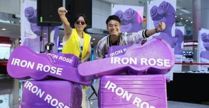 台客電力公司曾是 2015 桃園鐵玫瑰大賽冠軍
