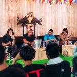 Red Bull Stage沙發開講:LEO37+SOSS「想法純淨 音樂自然會出現」