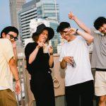 LINION與日本樂團THREE1989合作新歌〈Horoyoi Karasu〉