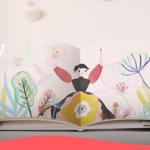 【週五看MV】Yoyo岑寧兒翻唱羅大佑〈舞女〉可愛溫馨的動畫讓歌曲充滿純真童趣