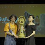 睽違兩年呂士軒發行《市井小明》 陳珊妮特製金曲獎座祝賀「最厲害的普通人小明」